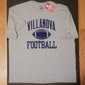Champion Men's Villanova Football Tshirt XXXL